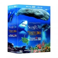 Vandenyno stebuklai (Blu-ray)