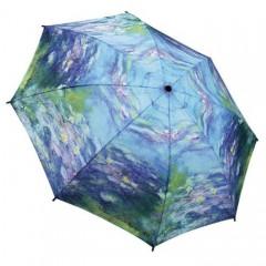 """Automatinis sudedamas skėtis """"Vandens lelijos"""""""