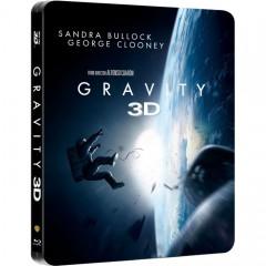 Gravitacija (Blu-ray + 3D)