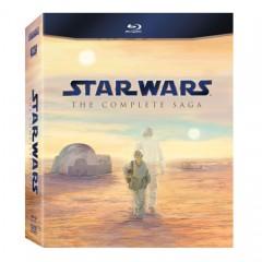 Žvaigždžių karai - 9 diskų kolekcinis leidimas (Blu-ray)