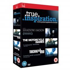 """""""Įkvėpimas"""" - 3 filmų kolekcija (DVD)"""