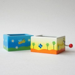 Mažoji muzikinė dėžutė