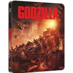 Godzila (Blu-ray + 3D)