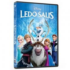 Ledo Šalis (DVD)
