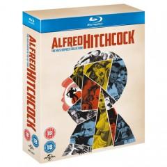 Alfred Hitchcock - 7 filmų kolekcinis leidimas (Blu-ray)