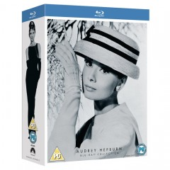 Audrey Hepburn - 3 filmų kolekcinis leidimas (Blu-ray)