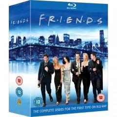 Draugai - 1-10 sezonas (Blu-ray)