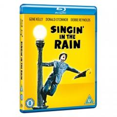 Dainos lietui lyjant (Blu-ray)