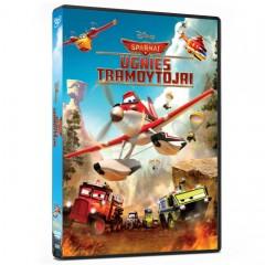 Sparnai: Ugnies tramdytojai (DVD)