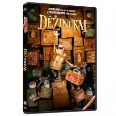 Dėžinukai (DVD)