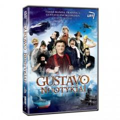 Gustavo nuotykiai (DVD)