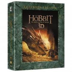 Hobitas: Smogo Dykynė (Blu-ray+3D)