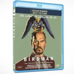 Žmogus-paukštis (Blu-ray)