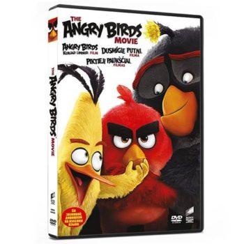 Piktieji paukščiai (DVD)