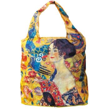 """Sudedamas pirkinių krepšys """"Gustav Klimt"""""""