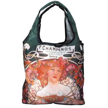 """Sudedamas pirkinių krepšys """"Art Nouveau"""""""
