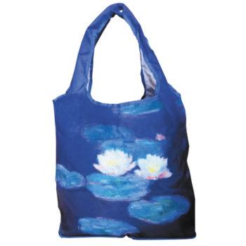 """Sudedamas pirkinių krepšys """"Vandens lelijos"""""""
